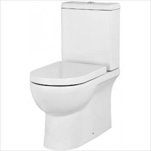 Saneux - Austen Close Coupled WC Pan Only