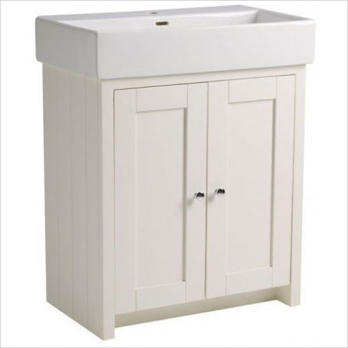 Tavistock Bathrooms - Lansdown Freestanding Storage Unit 700mm