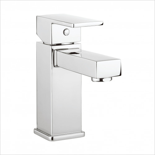Crosswater - Quantum2 Basin Monobloc With Click Clack Waste Deck Mounted