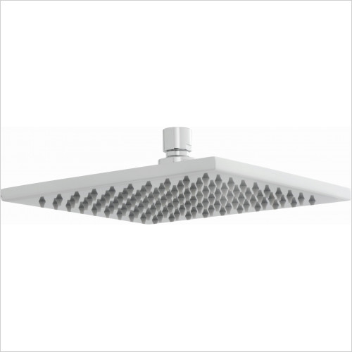 Vado - Atmosphere Air-Injected Square 200mm (8'') Shower Head