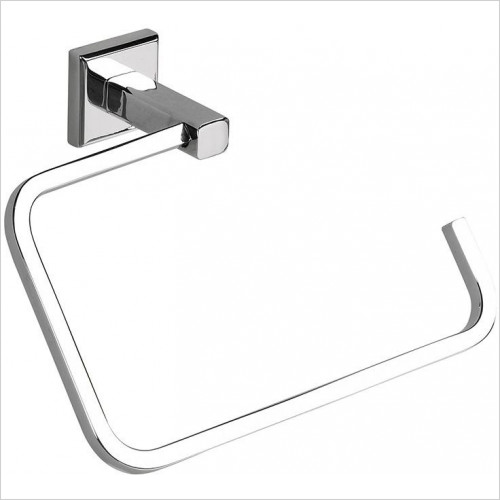 Bathroom Origins - Gedy Colorado Towel Ring