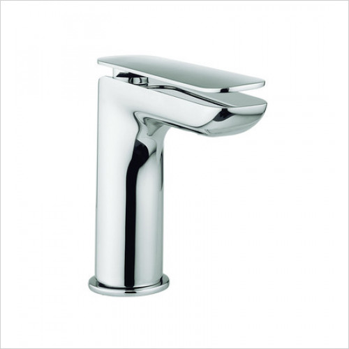 Crosswater - Zero Two Basin Mini Monobloc Mixer Without Pop Up Waste