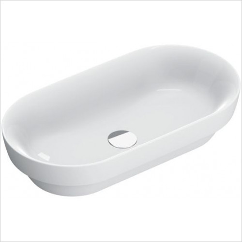Catalano - Sfera 70 Sit On Basin, Restyle Of The 17ASF00