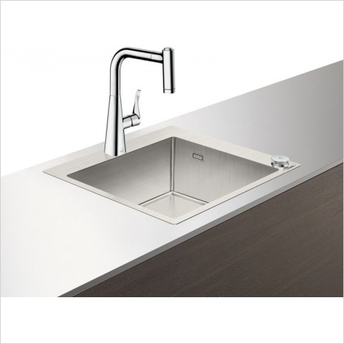 Hansgrohe - C71-F450-01 Select Sink Combination 450mm