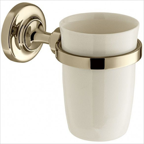 Vado - Axbridge Ceramic Tumbler & Holder