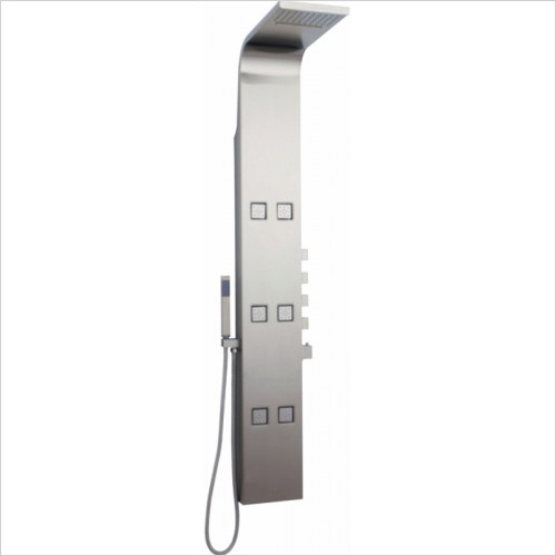 Hudson Reed - Astral Thermostatic Shower Panel