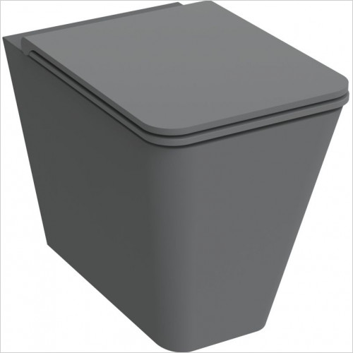 Saneux - Icon Square Back To Wall Pan
