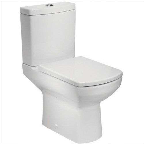 Tavistock - Vibe WC Seat, Quick Release & Soft Close