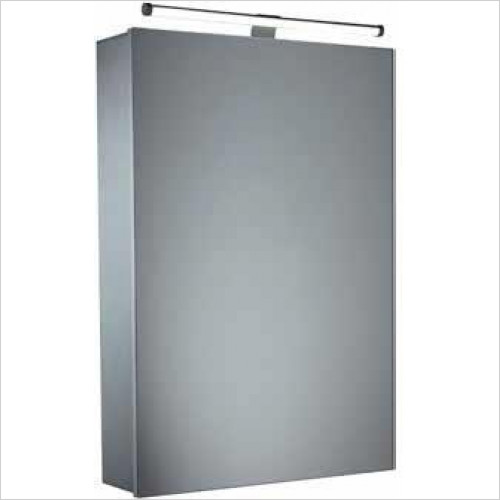 Tavistock - Conduct Single Door Illuminated Cabinet
