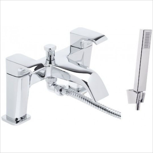 Tavistock - Adapt Deck Mounted Bath Shower Mixer