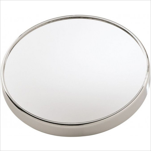 Bathroom Origins - Gedy Magnifying Suction Mirror 15cm