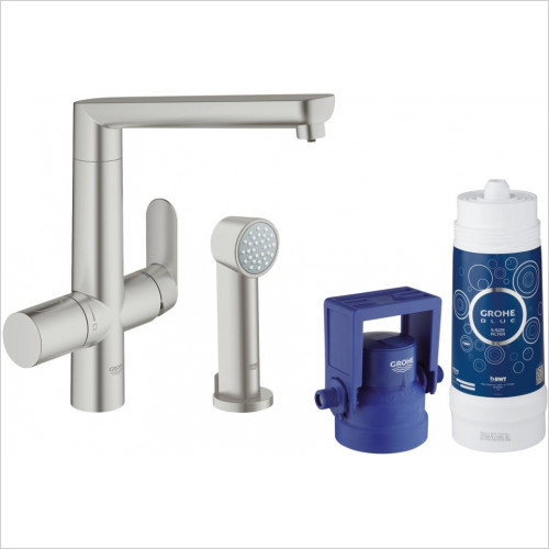 Grohe - Blue K7 Pure Starter Kit