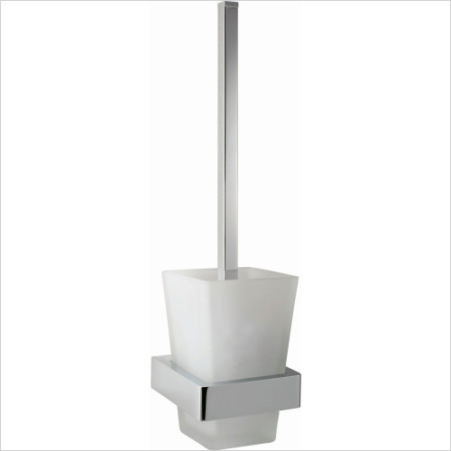 Vado - Shama Toilet Brush & Holder Wall Mounted