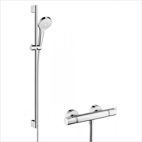Hansgrohe - Croma Select S Vario Combi Set 900mm