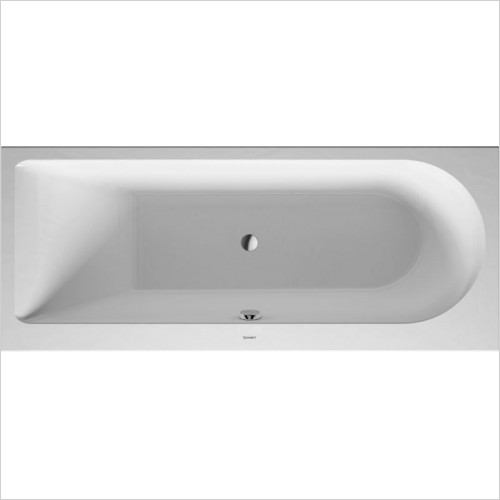 Duravit - Darling New Bathtub 1700x700mm Built-In Corner Left