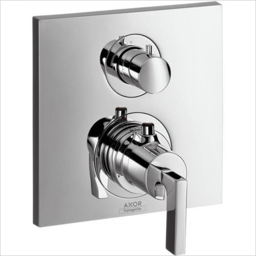 Hansgrohe Axor - Citterio Thermostatic Mixer With Shut Off/Diverter