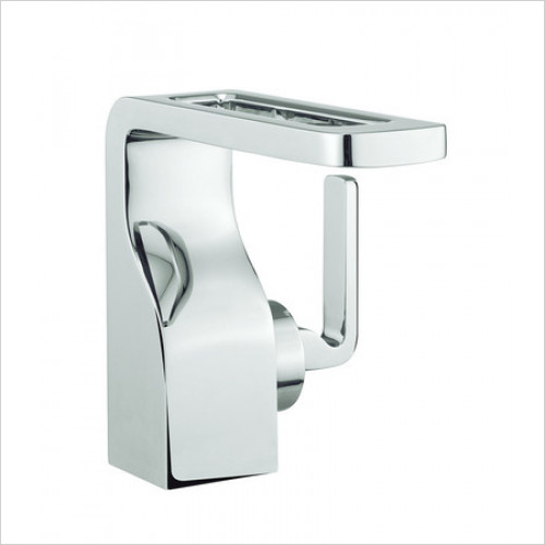 Crosswater - Zero One Basin Monobloc Mixer Without Pop Up Waste