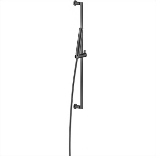Gessi - Inciso Sliding Rail With Anti-Limestone Handshower