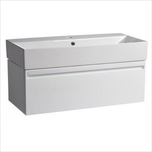 Tavistock Bathrooms - Forum 900mm Basin