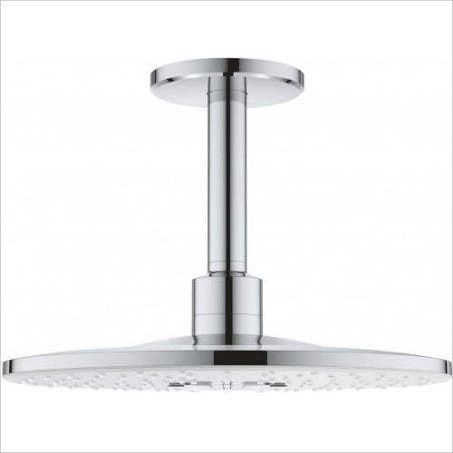Grohe - Rainshower 310 SmartActive Head Shower Set Ceiling 142mm