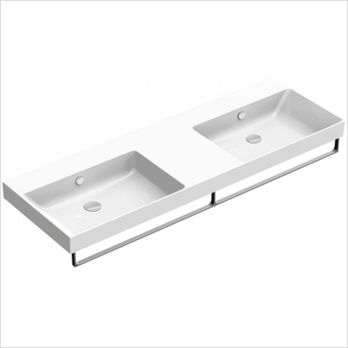 Catalano - New Zero 150 Double Basin 0TH 150 x 50cm