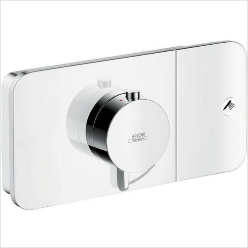 One Thermostatic Module, Concealed, 1 Outlet