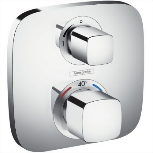 Hansgrohe - Ecostat E Thermostat Concealed 1 Outlet
