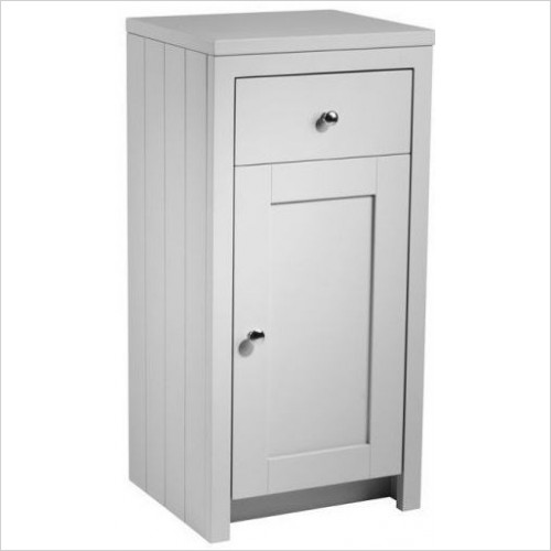 Tavistock Bathrooms - Lansdown Floorstanding Unit 400mm