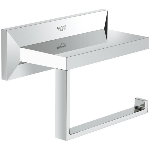 Grohe - Allure Brilliant Toilet Roll Holder