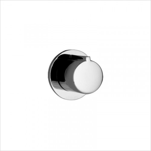 Gessi - Oxygene Stop Valve For Thermostatic High-Capacity Mixer