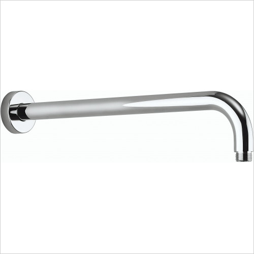 Crosswater - Square Shower Arm 380mm