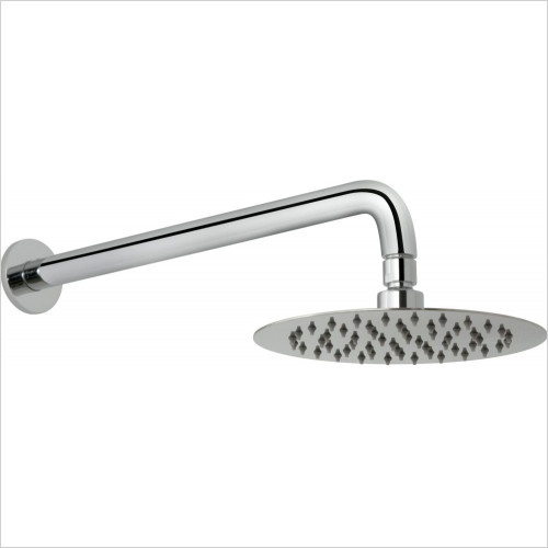 Vado - Aquablade 200mm (8'') Round Slimline Shower Head