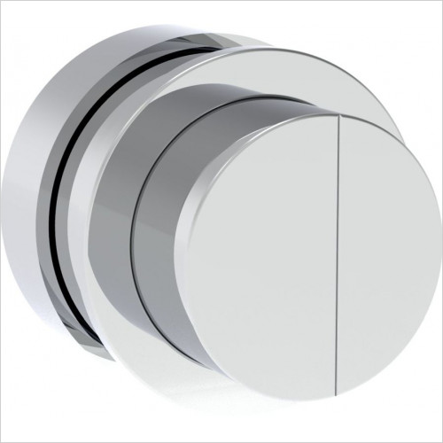 Saneux - Flushe 2.0 Flush Button For HC2030 Cistern Chrome