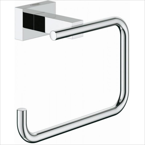 Grohe - Essentials Cube Toilet Roll Holder