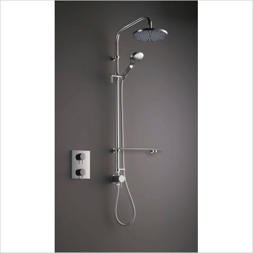 Matki - Elixir Classic Shower Valve With Accessories