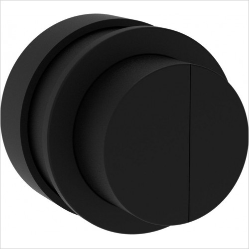 Saneux - Flushe 2.0 Flush Button For HC2030 Cistern Matte Black