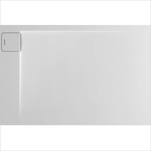 Duravit - P3 Comforts Shower Tray 1200x800mm Rectangle Corner Left