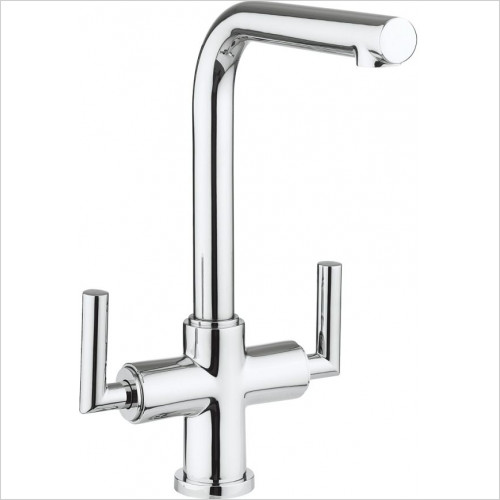 Crosswater - Tropic Dual Control Kitchen Mixer