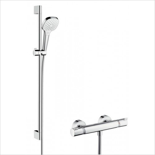 Hansgrohe - Croma Select E Vario Combi Set 900mm
