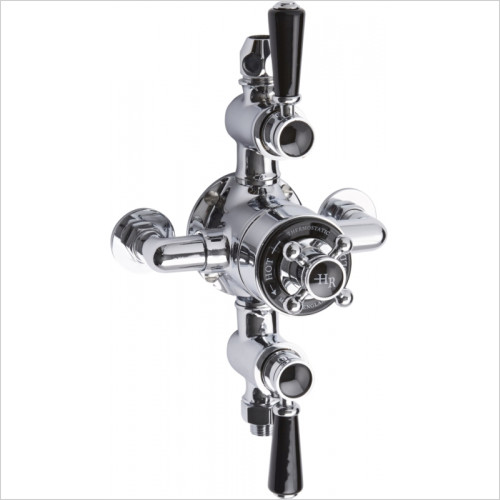Hudson Reed - Triple Exposed Shower Valve
