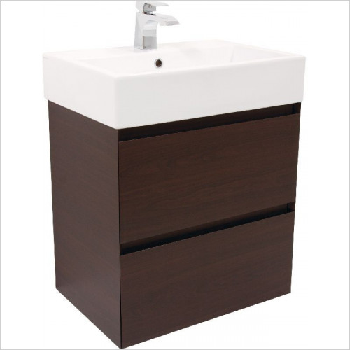 Saneux - Matteo Basin Unit 2-Drawer 596 x 416 x 600mm