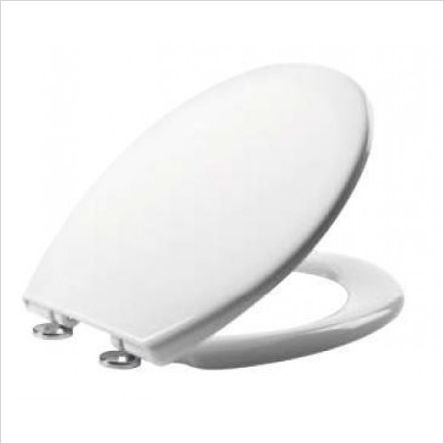Tavistock - Alpine Soft Close Thermonet Toilet Seat