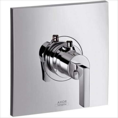 Hansgrohe Axor - Citterio Highflow Thermostatic Mixer With Lever Handle
