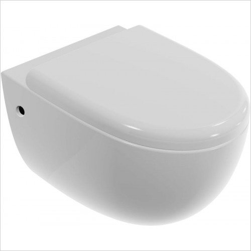 Cifial - A1 Suspended WC Pan & Seat