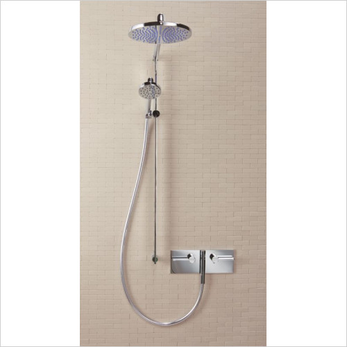 Matki - Blade Design Slide Rail With Easy Clean Hand Shower