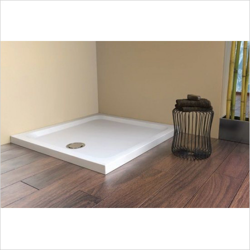 Fineline 60 Shower Tray 4 Upstands 900mm