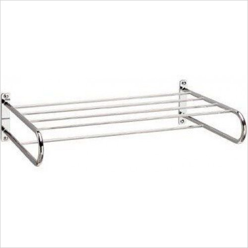 Bathroom Origins - Sonia Standard Small Towel Rack