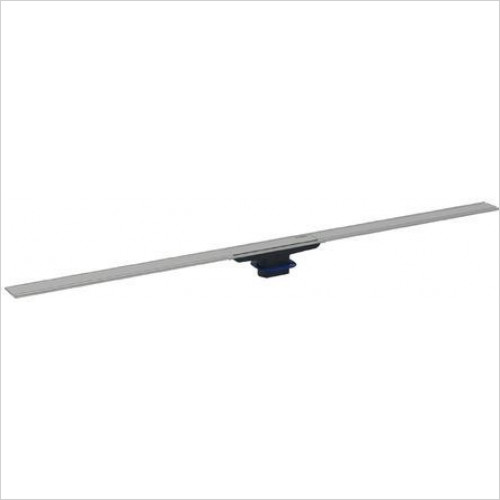 Geberit - Shower Channel CleanLine60 For Thin Floorings: L30-130cm