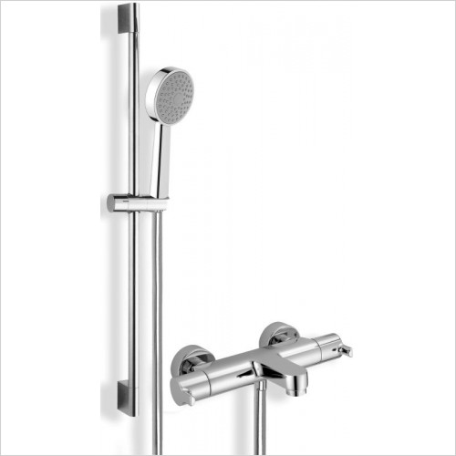 Cifial - Coule Thermostatic Bath/Shower Flexi Kit