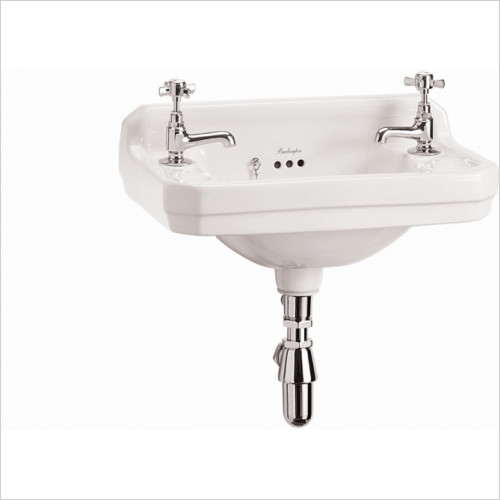 Burlington - Edwardian 2H 510 Cloakroom Basin